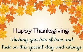 happy thanksgiving wishes for everyone messages quotes happy