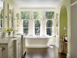 Pictures Of Windows by Tips U0026 Ideas For Choosing Bathroom Window Curtains With Photos