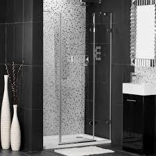 bathroom 2017 unique glass shower door bathroom black gray
