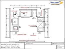 outdoor kitchen floor plans kitchen design cad home decorating ideas