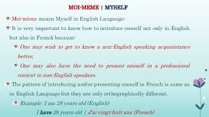 Meme Pronunciation French - an essay about myself in french term paper service twassignmentiukd