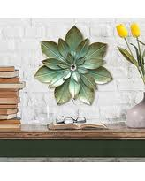 Metal Flower Wall Decor - metal flower wall decor fall deals