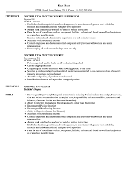 completed resume exles process worker resume sles velvet