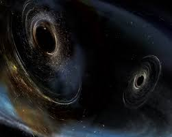 bizarre black holes revealed by new space time ripples