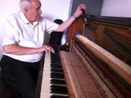 Blind Pianist Blind Piano Tuner Youtube