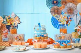 Pinwheel Decorations 37 Cute Kids Birthday Party Ideas Table Decorating Ideas