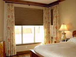 corner window treatments plan inspiration home designs