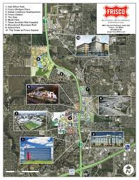 Frisco Texas Map 6 Billion In Current Frisco Developments Not Too Shabby North