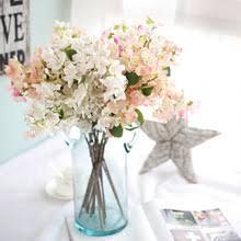 popular fake flowers sakura buy cheap fake flowers sakura lots