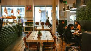 whole venue dining hire attendant shoreditch