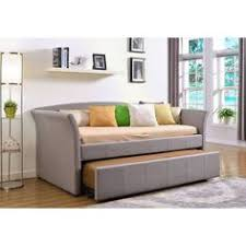 Daybed With Trundle And Mattress Included Emery Sofa Daybed W Trundle Daybed Small Spaces And