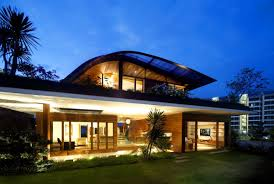 Home Lighting Design In Singapore by Modern House Design Ideas Simple Photo Of A House Exterior Design
