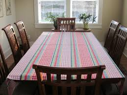 Decoration Dining Room Simple Decoration Dining Table Cloth Wondrous Inspration Dining
