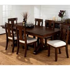 Square Dining Table For 8 Size Bedroom Splendid Chair Dining Table High Square Person Room Also