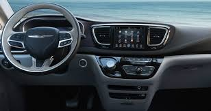 chrysler journey interior differences between chrysler pacifica and the dodge grand caravan