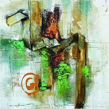 yosemite home decor sica6532 lime green abstract wall art