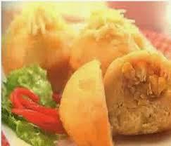 cara membuat donat isi ayam resep donat isi ayam jagung enak resepsimbok com