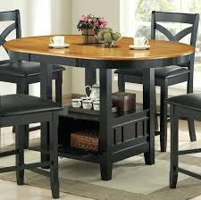 dining table with wine storage bar height table with storage counter height table storage bar
