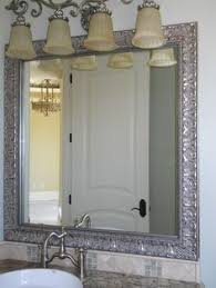 Two Way Mirror Bathroom by How To Frame Your Flat Screen Tv This Has A Two Way Mirror