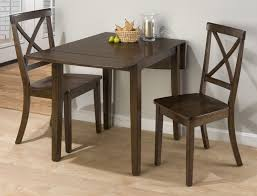 kitchen amazing small folding kitchen table and chairs pine drop