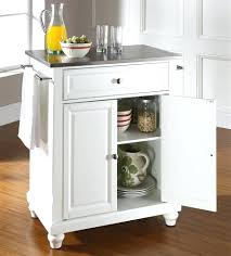 kitchen island stainless top articles with crosley kitchen cart island with stainless steel top