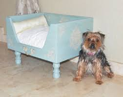 drawer dog bed etsy