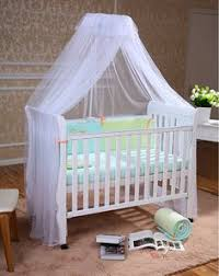 Cot Bed Canopy 14 Holder Standing For Baby Cot Drape Canopy Mosquito Rod Bar Pole