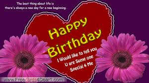 birthday special greeting cards birthday greetings for someone