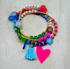 colored bead bracelet images Beaded bracelets pandahall beads jewelry blog jpg