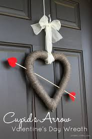 valentines day wreaths cupid s arrow s day wreath