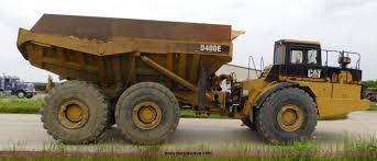 1998 caterpillar d400e articulated haul truck item k7176