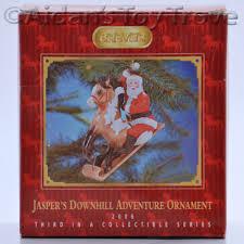 ornament jasper u0027s downhill adventure 700706