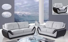 global furniture bonded leather sofa global furniture usa 3250 sofa set grey black bonded leather with