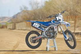 motocross pro motocross action magazine mxa rides pro circuit u0027s full race yamaha