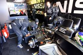 nissan race car delta wing le mans 24 hour spotters guide class garage 56 the delta wing