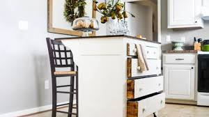 5 diy ideas to create the perfect kitchen island for your space
