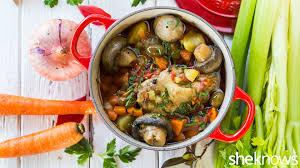 vegan mushroom gravy recipe dishmaps one pot wonder chicken with mushrooms in brandy sauce only sounds