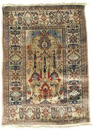 Persian Rugs Guide by Guide To Silk Prayer Rugs Silk Prayer Rug Shopping Guide