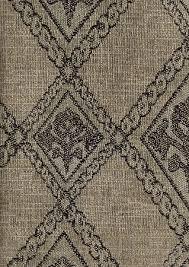 Diamond Upholstery Dove Tan Black Diamond Pattern Upholstery Fabric
