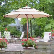 Replacement Patio Umbrella 11 Ft Tier Umbrella Replacement Canopy 445865 Garden Winds