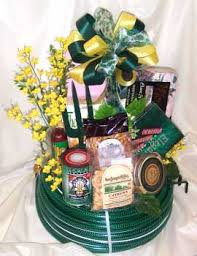 garden gift basket housewarming realtor and builder gift baskets from gift basket