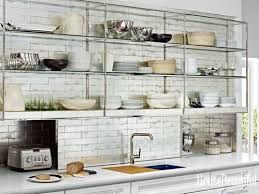 Stainless Steel Kitchen Shelves by Metal Shelving Kitchen Flatblack Co