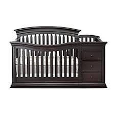 crib changing table combo crib and changing table combo crib changer combo buybuy baby
