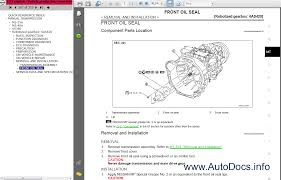 nissan cabstar f24 series service manual repair manual order