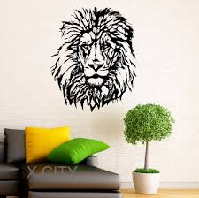 gorgeous lion king wall decor power and presence lion lion wall