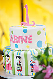 baby dol first birthday event planner