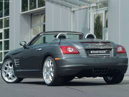 startech chrysler crossfire roadster 2004