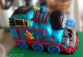 thomas tank engine cake nonapie