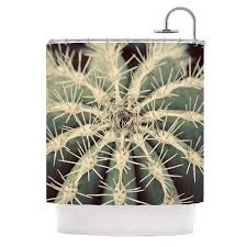 Flower Drop Shower Curtain Shower Curtains Waterproof Art For Your Home Kess Inhouse