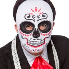 mardi gras skull mask day of the dead sugar skull mask all about coloring pages literatured